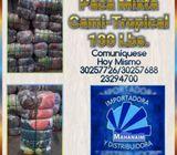 PACA 100 LBS. CLASIFICADA, MIXTA, TROPICAL.