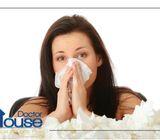 No le permitas a las alergias que ganen la batalla, eliminacion de acaros .