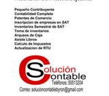 Solucion Contable