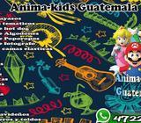 Payasos Animakids Guatemala