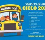 Servicio de Bus 2019