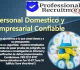 ¿Necesita empleada domestica? NOSOTROS TENEMOS AL MEJOR PERSONAL!!