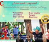 Animación Payaso para fiestas infantiles en Guatemala