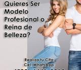 Yo Quiero Ser Modelo Profesional en Guatemala - Modelaje MDG