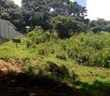 Vendo terreno en Milpas Altas