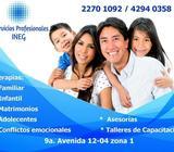 Cursos de Psicología Atención de información 24 horas
