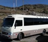 Su opcion en Transporte para Viajes Traslados Excursiones y Eventos.