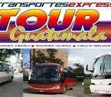Bienvenidos a Transportes EXPRESS Viaja cómodo y seguro