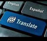Traductor Jurado Inglés - Español / Español - Inglés