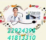 enfermeras confiables 41813310