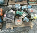 Vendo Motores Electricos para Reparar