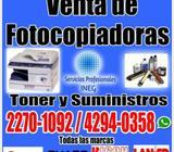 Toner PARA TU EQUIPO DE FOTOCOPIADORAS MARCAS Y MODELOS LLAMA 4294-0358