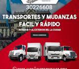 Fletes Y Mudanzas Tel 30226608