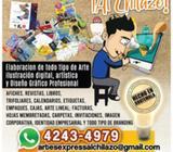 Artes Urgentes, Diseño Gráfico Profesional
