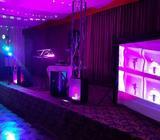 Discoteca Elegante Disco Móvil Vip 1,500