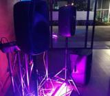 Discoteca Disco Móvil Sonido 125/hora