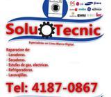 4187 0867 Reparacion de lavadoras, secadoras, refrigeradores, lavavajillas y mas