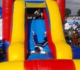 Promo Septiembre, Inflables, cama elastica, brincolin, saltarin, juegos infantiles, fiestas, kareoke