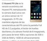 Vendo P9 Lite Duos