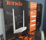 Vendo Routers marca Tenda de 2 antenas, alcance hasta 100 metros