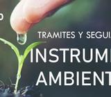 Elaboración, Trámite y Seguimiento de instrumentos ambientales. Tel.: 2253-0700