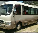 Buses 24 Pasajeros Viajes Privados