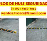 Tumulos de Hule, Sus expertos en Seguridad vial