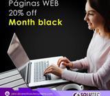 Páginas Web por Expertos Web con 20% de descuento durante todo Noviembre