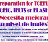 ¿Necesitas TOEFL e ELASH para la U?
