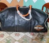 Maleta Harley Davidson de Cuero