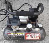 Compresor Mini con Tanque