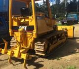 Tractor de Cadenas D4Cxl