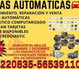 TALLER MECANICO AUTOMOTRIZ Y CAJAS AUTOMÁTICAS