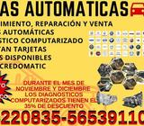 TALLER MECANICO DE CAJAS AUTOMATICAS 54220835-56539110