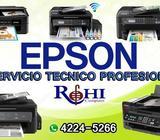 REPARACIÓN DE IMPRESORAS CANON, EPSON, HP SERVICIO TÉCNICO PROFESIONAL, CARTUCHOS, RODILLOS, CABEZAL