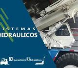 Servicio de Mantenimiento y Reparación Bombas Hidráulicas, Cilindros Hidráulicos
