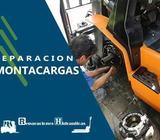Servicio de Mantenimiento y Reparación de Montacargas Pallet Truck y Sistemas Hidráulicos