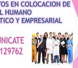 SERVICIOS DE RECLUTACION A SU DISPOSICION