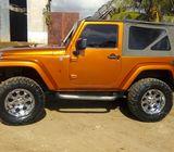 Jeep Wrangler modelo 2011. Transmisión manual .4x4 info wstsaap 59897984