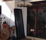 Puertas y ventanas con mosquitero