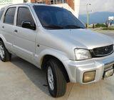 Daihatsu Terios 4X4 2005 de agencia