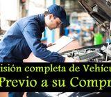 Revision de vehiculos a domicilio previo a su compra!!!