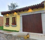 H398, Hermosa casa en Venta, Antigua Guatemala