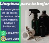 Empleadas domésticas para tu hogar