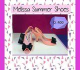 Lote de zapatos Melissa