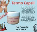 Termo Capsil, gel reductor