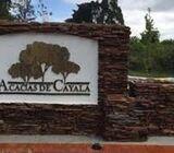Venta de hermoso terreno en Acacias de Cayala z 16