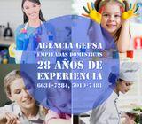 Agencia de Empleadas Domésticas GEPSA, 28 años de experiencia