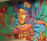 Graffiti - Murales - Cuadros - Dibujos