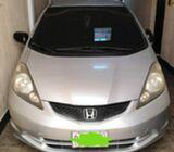 Vendo Honda Fit LX 2011